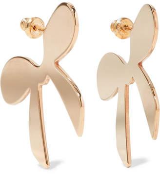 Simone Rocha Gold-plated Earrings