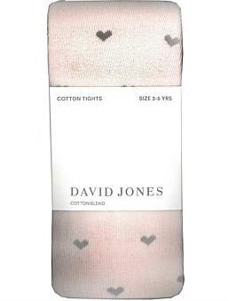 David Jones Heart Tights