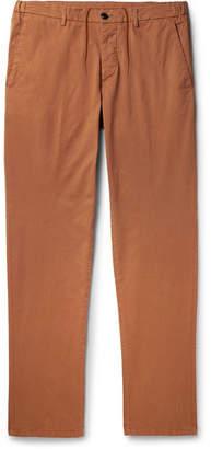 Altea Dumbo Cotton-Blend Gabardine Trousers