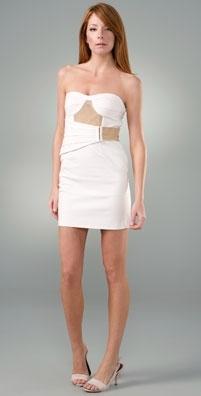 Pencey Cummerbund Dress