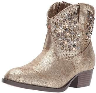 Frye Girls' Deborah Studded Western Boot