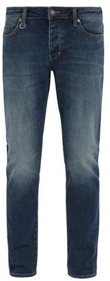 Neuw Iggy Skinny Fit Stretch Denim Jeans - Mens - Blue