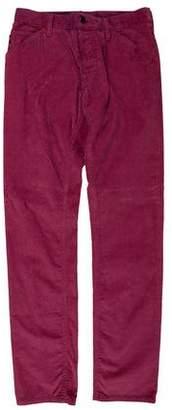 Gucci Skinny Corduroy Pants