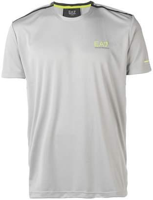 Emporio Armani Ea7 two tone T-shirt