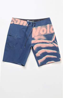 "Volcom Liberate Mod 18"" Boardshorts"