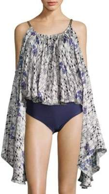 Blend of America Melissa Silk Cover-Up