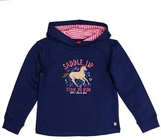 Salt&Pepper Salt and Pepper Girl's Sweat Horses Kap. Sweatshirt