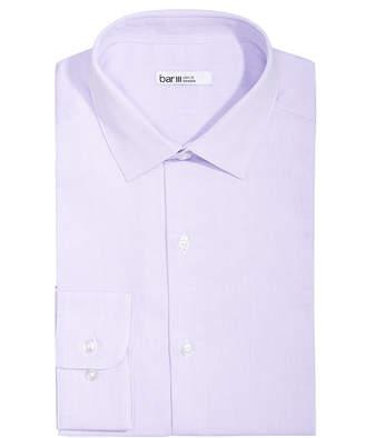 Bar III Men's Reg-Fit Stretch Dress Shirt, Created for Macy's