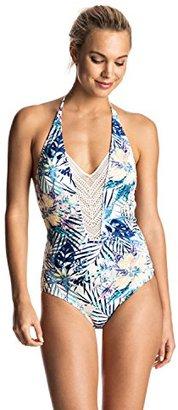 Roxy Women's Sea Lovers One Piece Swimsuit $81.98 thestylecure.com