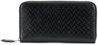 Salvatore Ferragamo double Gancio embossed wallet