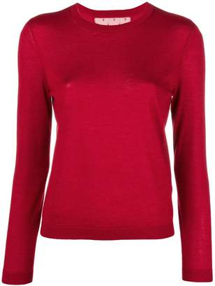 RED Valentino loose fit sweater