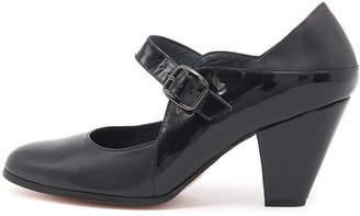 Django & Juliette Calming Navy-navy Shoes Womens Shoes Dress Heeled Shoes
