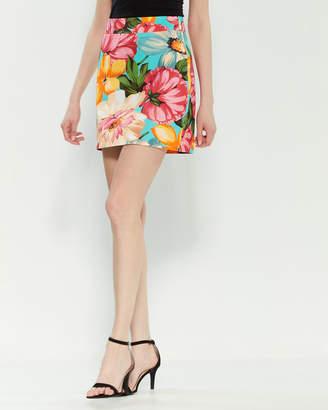 0a1ca790d Milly Modern Mini Skirt - ShopStyle