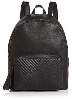 Aqua Chevron Medium Backpack - 100% Exclusive