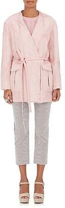 Sies Marjan Women's Fur Belted Coat