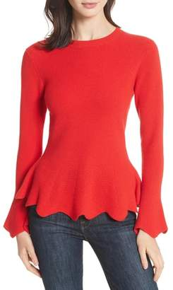 Ted Baker Peplum Sweater