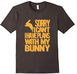 Funny Animal Lover Tshirt | Funny Rabbit T-shirt