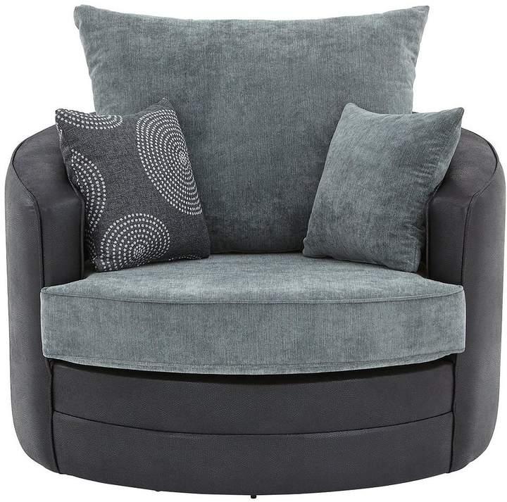Danube Swivel Chair