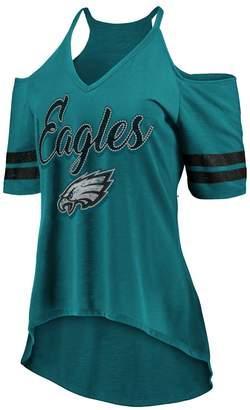 Majestic Women's Philadelphia Eagles Ultimate Fan Tee