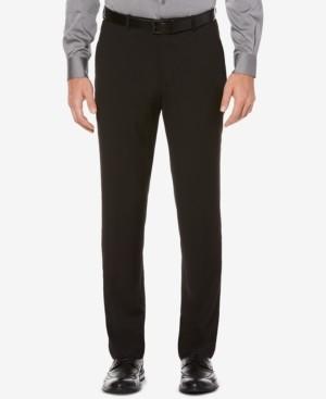 Perry Ellis Men's Slim-Fit Dress Pants