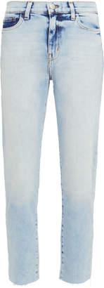 L'Agence El Matador Slim Straight Jeans