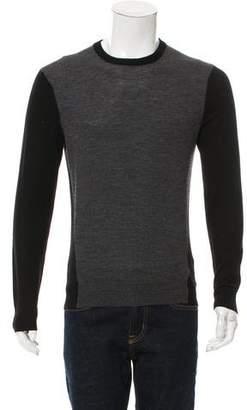Michael Kors Colorblock Wool Sweater