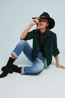Paige Brigitte High-Rise Slim Boyfriend Jeans