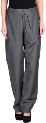 JUCCA Casual pants $92 thestylecure.com