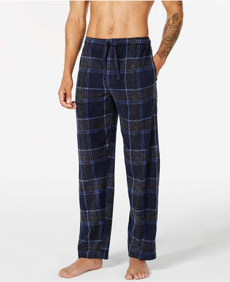 Perry Ellis Men Fleece Pajama Pants
