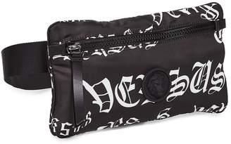 Versace Tattoo Print Bum Bag