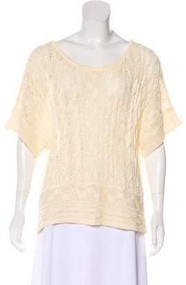 Rag & Bone Linen Knit Sweater