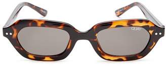 Quay Women's x Finders Keepers Anything Goes Square Sunglasses, 30mm