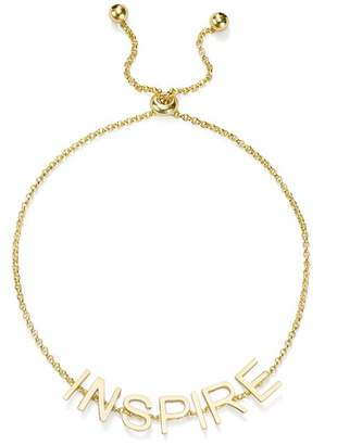 Argentovivo Inspire Adjustable Bracelet