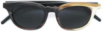 Rigards ombré square-frame sunglasses