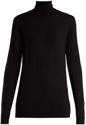 Dolce & Gabbana Roll-neck virgin-wool sweater