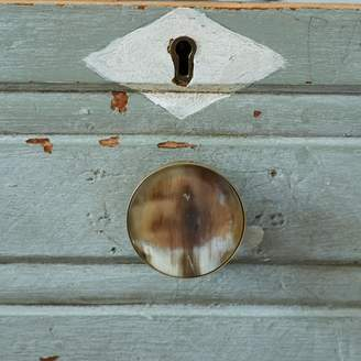 Graham and Green Natural Horn Door Knob