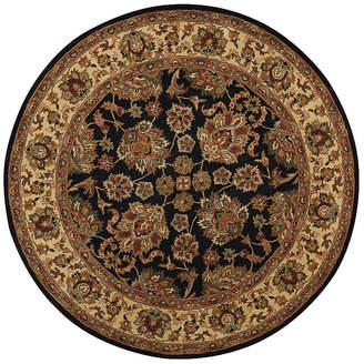 Feizy Rugs Sickle Leaf Wool Round Rug
