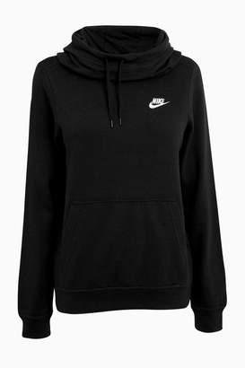 Next Womens Nike NSW Funnel Fleece