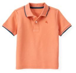 Janie and Jack Lobster Tipped Polo Shirt