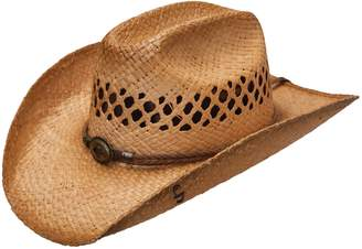 d361bb0f0e6 at Amazon Canada · Stetson Big River – Shapeable Straw Cowboy Hat