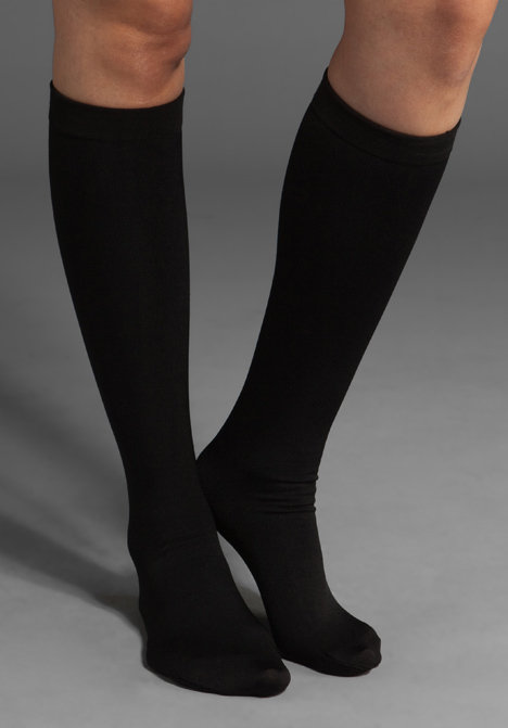 Plush Fleece Lined Knee Highs