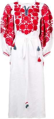DAY Birger et Mikkelsen Vita Kin embroided floral folk dress