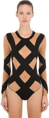Wolford Anita String Bodysuit