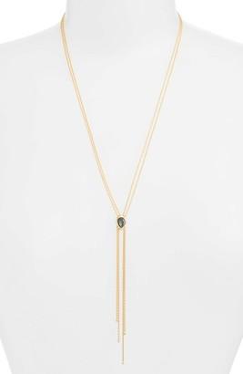 Women's Jules Smith Dawson Lariat Necklace $75 thestylecure.com