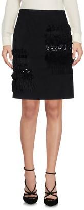 Noir Kei Ninomiya Knee length skirts