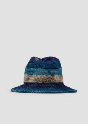 Emporio Armani Fedora Hat