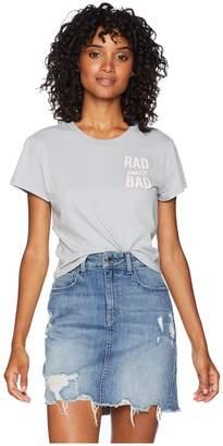 Amuse Society Rad Ain't Bad Tee Women's T Shirt