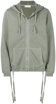 Faith Connexion zipped hoodie