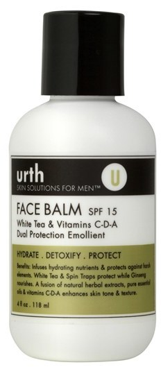 Urth SKIN SOLUTIONS FOR MENTM Face Balm SPF 15