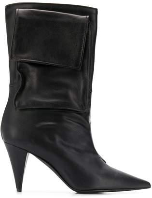 Marc Ellis flap pocket boots
